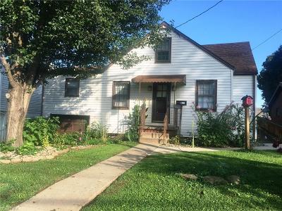 Williamstown Single Family Home For Sale: 812 West 4th St