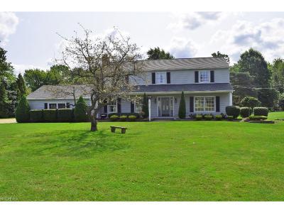 Pepper Pike Single Family Home For Sale: 27800 Fairmount Blvd