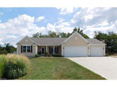 Kent Single Family Home For Sale: 4820 Cricket Ln