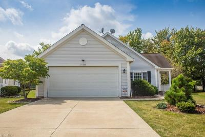 Strongsville Single Family Home For Sale: 19333 Lauren Way