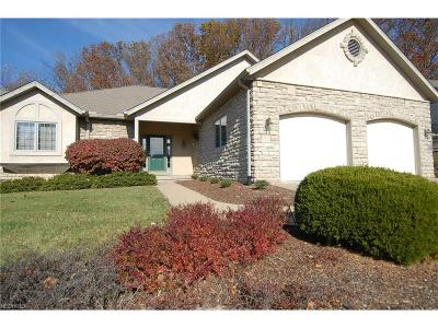 Zanesville Single Family Home For Sale: 2363 Oak Meadow Ln