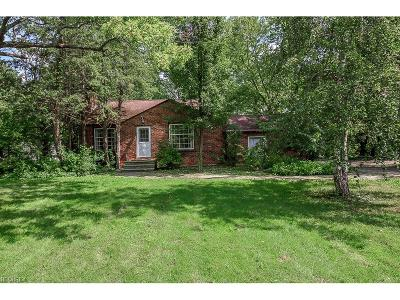 Moreland Hills Single Family Home For Sale: 3915 Wiltshire Rd