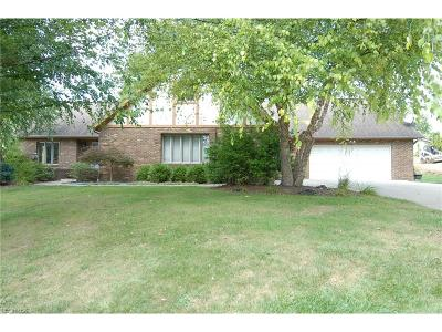 Muskingum County Single Family Home For Sale: 555 South Samuel Dr