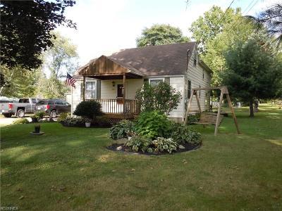 Hubbard Single Family Home For Sale: 3651 Homewood