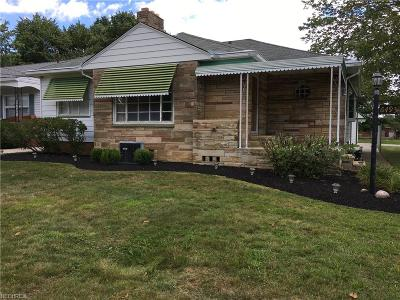Parma Heights Single Family Home For Sale: 6493 Fernhurst Ave