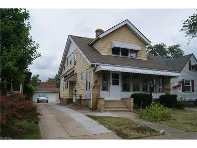 Parma Multi Family Home For Sale: 6618 Thornton Dr
