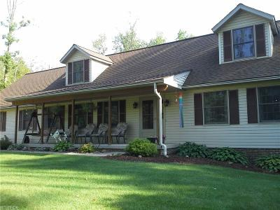 Burton Single Family Home For Sale: 12141 Hotchkiss Rd