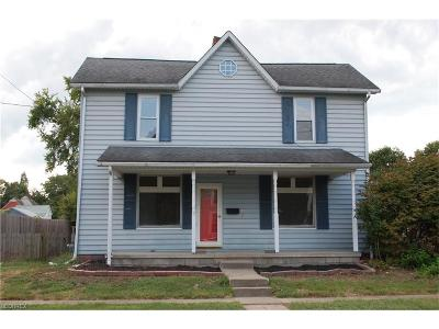 Muskingum County Single Family Home For Sale: 247 Washington St