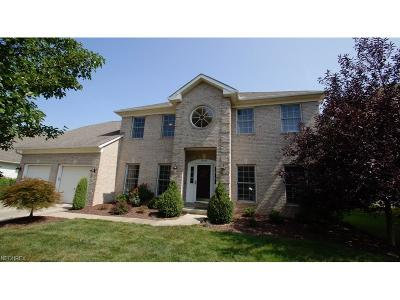 Strongsville OH Single Family Home Sold: $320,000