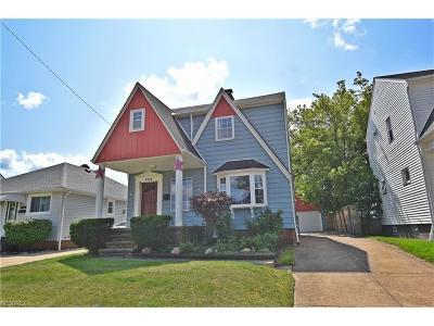 Parma Single Family Home For Sale: 3407 Park Dr
