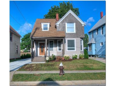 Single Family Home Sold: 1430 Winchester Ave