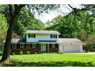 Single Family Home For Sale: 8195 Timberlane Dr