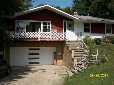 Strongsville OH Single Family Home For Sale: $89,000