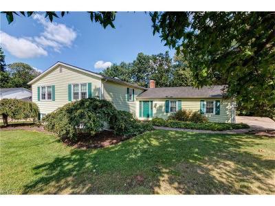 Painesville Single Family Home For Sale: 70 Ridgecrest Dr