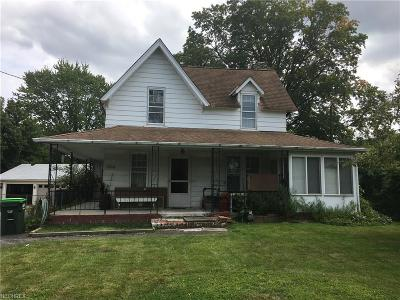 Wickliffe Single Family Home For Sale: 29164 Ridge Rd