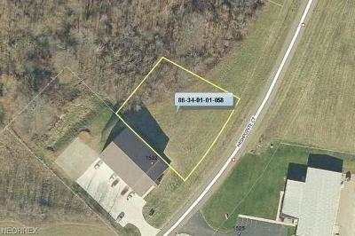 Muskingum County Residential Lots & Land For Sale: Highpointe Rd
