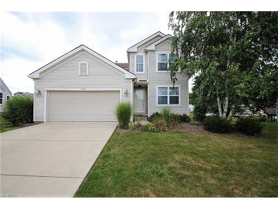 Twinsburg Single Family Home For Sale: 1763 Lockwood Oval