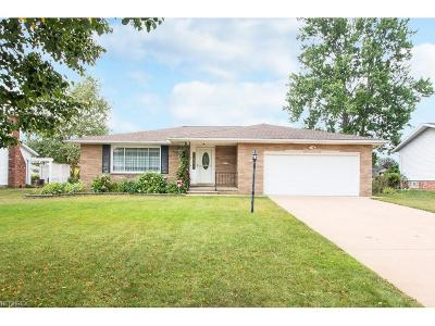 Middleburg Heights Single Family Home For Sale: 13467 Chippewa Trl