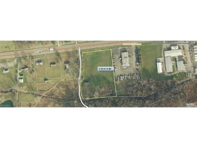 Muskingum County Commercial For Sale: 140 Shagbark Ln