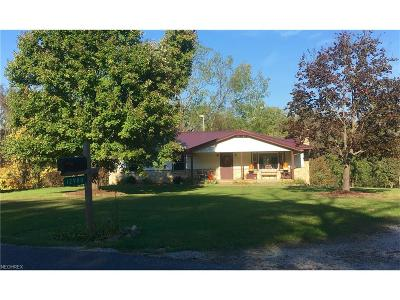 Perry County Single Family Home For Sale: 12980 Portie Flamingo Rd Southeast