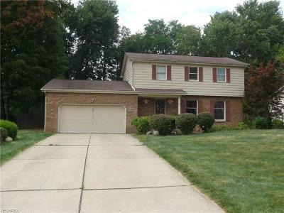 Boardman Single Family Home For Sale: 8490 Crystal Dr