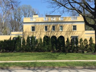 Cleveland Heights Single Family Home For Sale: 1999 Coventry Rd