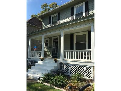 Zanesville Single Family Home For Sale: 1109 Blue Ave