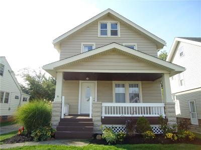 Parma Single Family Home For Sale: 4431 Maplecrest Ave