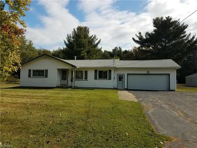 Vienna Single Family Home For Sale: 337 Mackey Dr