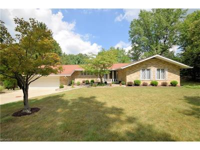 Seven Hills Single Family Home For Sale: 6653 Somerset Ln