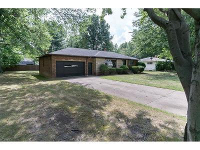 Westlake Single Family Home For Sale: 29775 Schwartz Rd