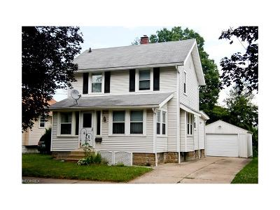 Summit County Single Family Home For Sale: 695 Singley Ave