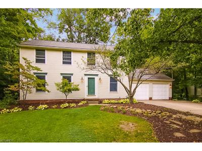 Single Family Home For Sale: 10281 Barchester Dr