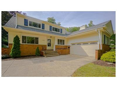 Lyndhurst Single Family Home For Sale: 1308 Ford Rd