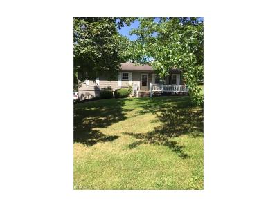 Single Family Home For Sale: 6321 Countryside Ln