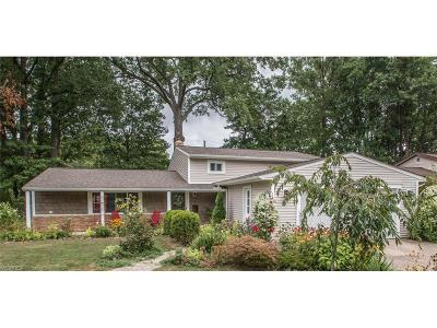 North Olmsted Single Family Home For Sale: 6625 Louann Dr
