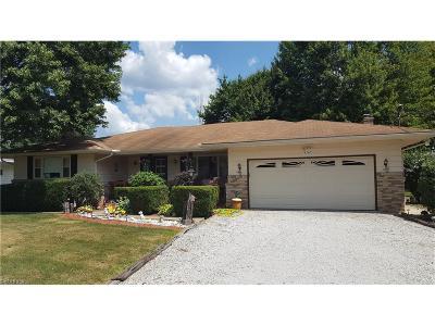 Warren Single Family Home For Sale: 4260 Templeton Rd Northwest