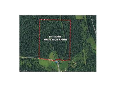 Guernsey County Residential Lots & Land For Sale: 6863 Sherrard Rd