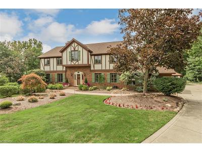 Pepper Pike Single Family Home For Sale: 2620 Hickory Ln