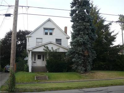 Girard Single Family Home For Sale: 50 East Kline St
