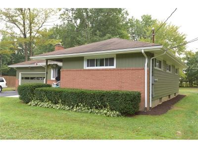 Vienna Single Family Home For Sale: 4452 Maryellen Dr