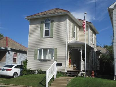 Zanesville Single Family Home For Sale: 304 Schaum Ave