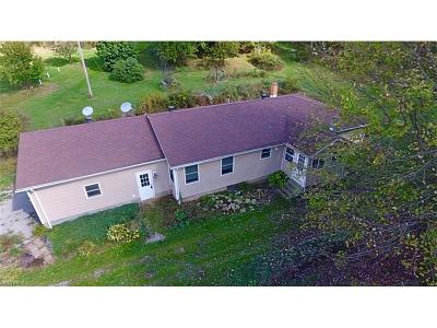 Single Family Home For Sale: 35505 Hull Rd
