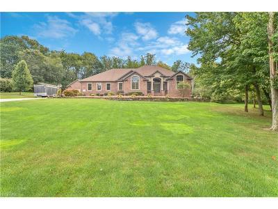 Struthers Single Family Home For Sale: 5517 Walnut Grove Cir