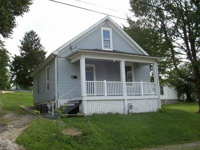 Zanesville Single Family Home For Sale: 16 Glessner Ave