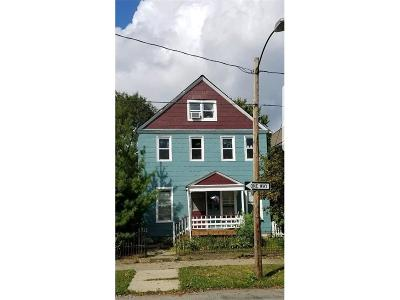 Multi Family Home For Sale: 1932 West 44th St