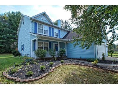 Chardon Single Family Home For Sale: 115 Pine Hollow Cir