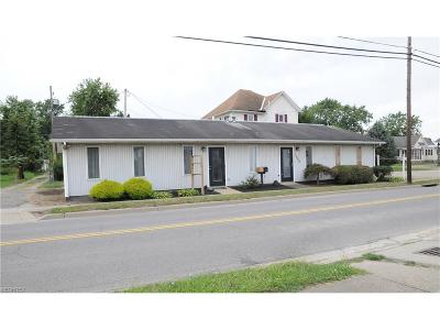 Guernsey County Commercial For Sale: 1008 Woodlawn Ave