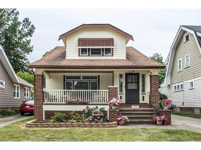 Single Family Home Sold: 17901 Valleyview Ave