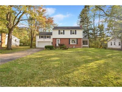 Canfield Single Family Home For Sale: 51 Dartmouth Dr